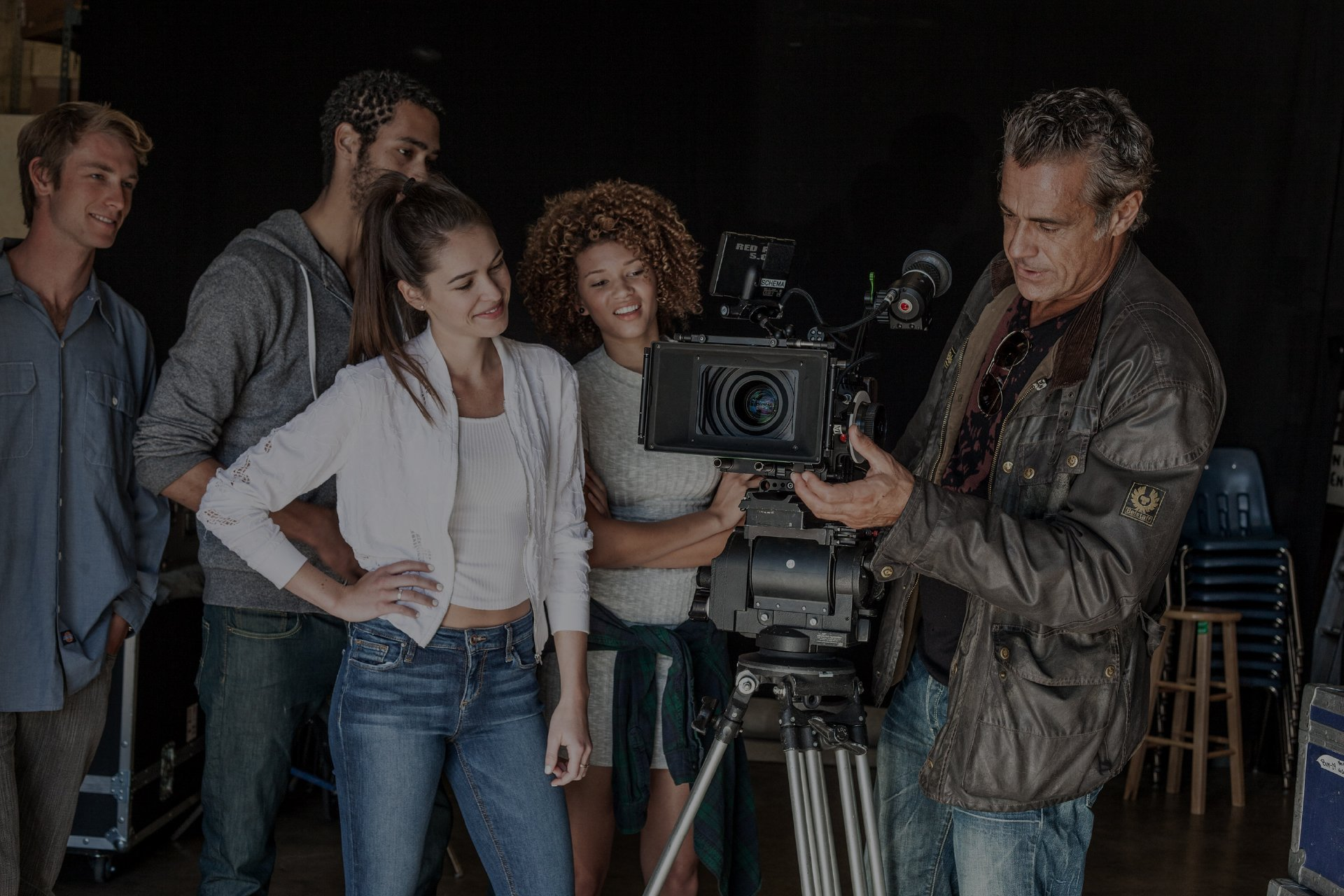 Directing, Producing, Screenwriting